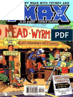 Sam and Max Comic Issue #3 -- Mead Wyrms