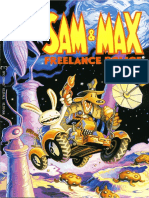 Sam and Max Freelance Police