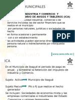 Induccion a Las Normas Tributarias 2013 Ica