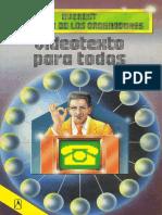 Videotexto Para Todos - Año 1988