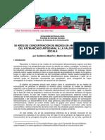 Mastrini y Becerra - 50 Años de Concentracion en America Latina