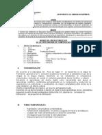 Silabo 2015 Ingles IV Ingles Computacion