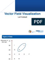 Lec 5 Vector Field Visualization