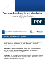 Lec 8 Intro to Information Visualization
