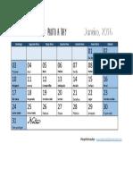 Calendário #aophotoaday - Janeiro 2016