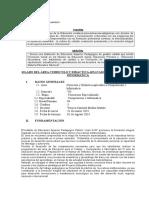 SILABO-2014-Curriculo y Didactica Aplicado a Computacion e Informatica
