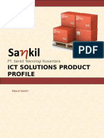 Sankil Product Profile