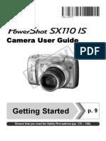 Canon Powershot Sx110is Cug En
