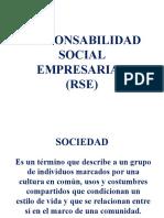 Responsabilidad Social Empresarial1
