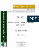 The Monetary Theory of Kalecki.pdf