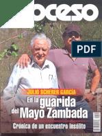 EntrevistaDonJulioSchereraElMayoZambada