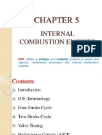CHAPTER 5 internal combustion engine