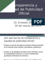 Guerrero 2015 - Proyecto Iniciativa Medios Comunicación