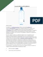 Propiedades y Características Del Plástico