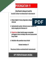 Noviayuliarni 10060309035 Skr 2013 Analisis Kualitatif Dan