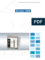 WEG Abw Air Circuit Breaker 50026203 Brochure English