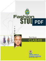 Fashion Text Book