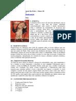 Apostila 2015 - Cartas Paulinas - S. Pedro Apóstolo