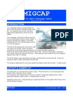 MIGCAP - Vietnam Air War Campaign Game