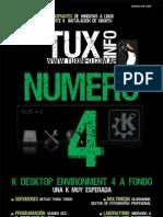 "TuxInfo ""Numero 4"" Revista gratuita en formato PDF"