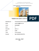 servicio educativo 2