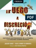 !Fuego a Discrecion! - Javier Sanz