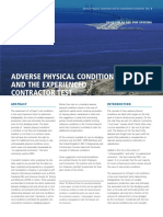 Adverse Physical Conditions