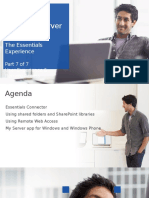 Windows Server 2012 R2 Essentials - Module 7 - User Experience - Remote Access