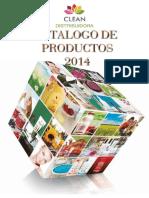 Catalogo 2014 - Clean Distribuidora