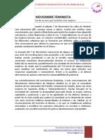 Cronica 7N y 25N (Mundo Obrero)