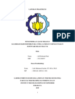Kalibrasi Radiometrik VISAT 5.0