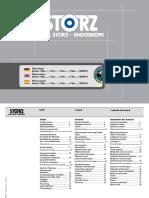 Fibroscopio Karl Storz Series 110 111 112 113xx Mu Es