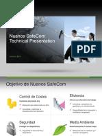 SAFECOM G4 Presentación Técnica Spanish