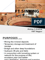 Presentation12 Shaft Sinking