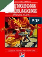 Tsr - D&D - Set Basico - Manual Del Jugador