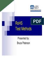 RoHS_ Test Methods