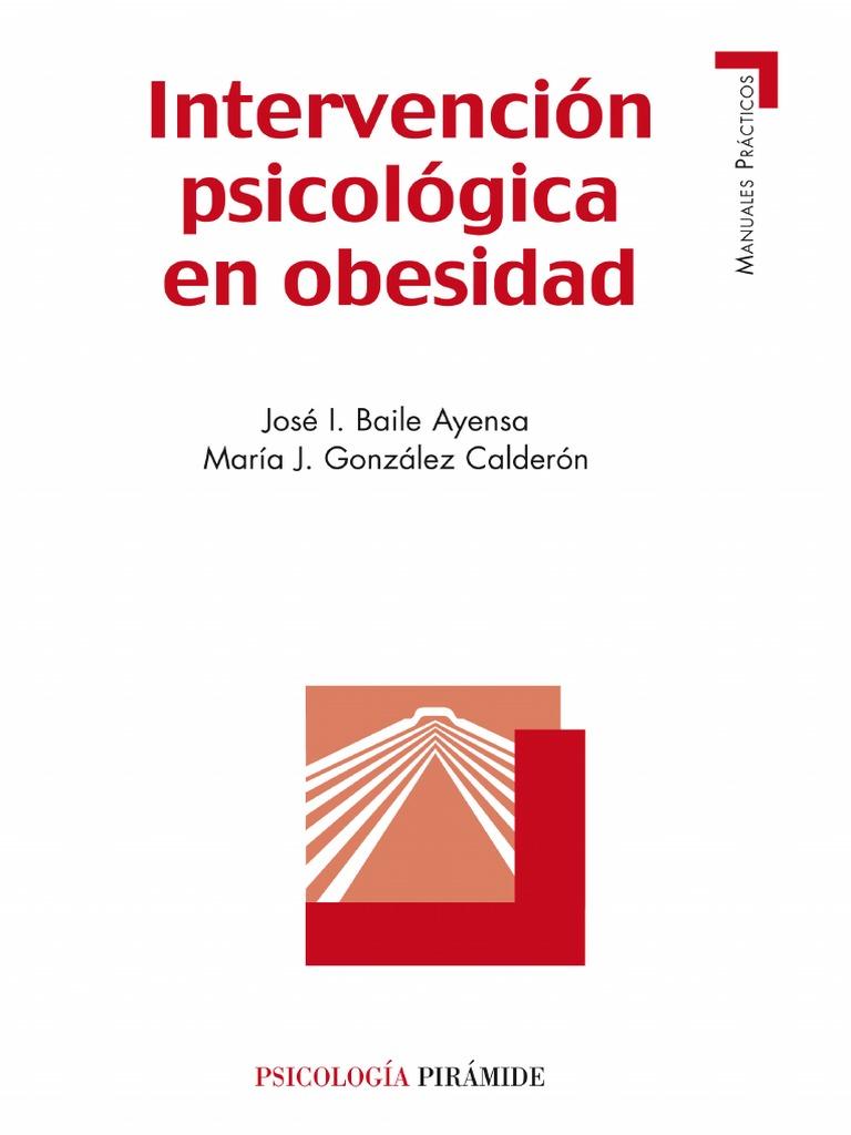Intervencion Psicologica en Obesidad