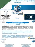 M&Q - Conferencia Arquitectura Empresarial y Organizaciones Inteligentes 2.0 VUniMinuto