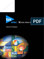 Tecartec General Catalogue