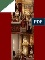 REPORTAJE FIESTA DE SAN ESTEBAN PROTOMÁRTIR 2015