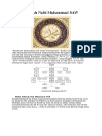 189741874 Sejarah Nabi Muhammad SAW