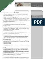 Aerosol Properties & Advantages