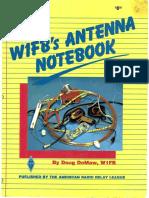 W1FB Antenna Notebook