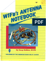 W1FB Antenna Notebook