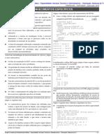 Cespe 2014 Tc Df Analista de Administracao Publica Sistemas de Ti Prova