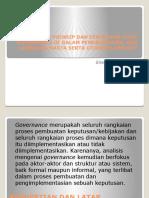 Memahami Prinsip Dan Penerapan Good Governance Di
