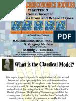 macroeconomics I