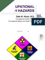 13 Occupational Health