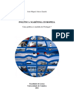 Geopolítica:Fronteiras Marítimas
