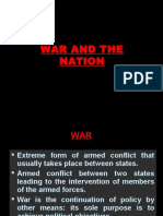 02. War and the Nation